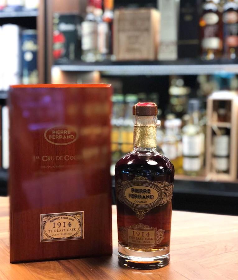 Ferrand Cognac – The Rarest CognacsRange